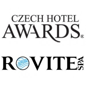 Rovite SPA - sponzor Czech hotel awards